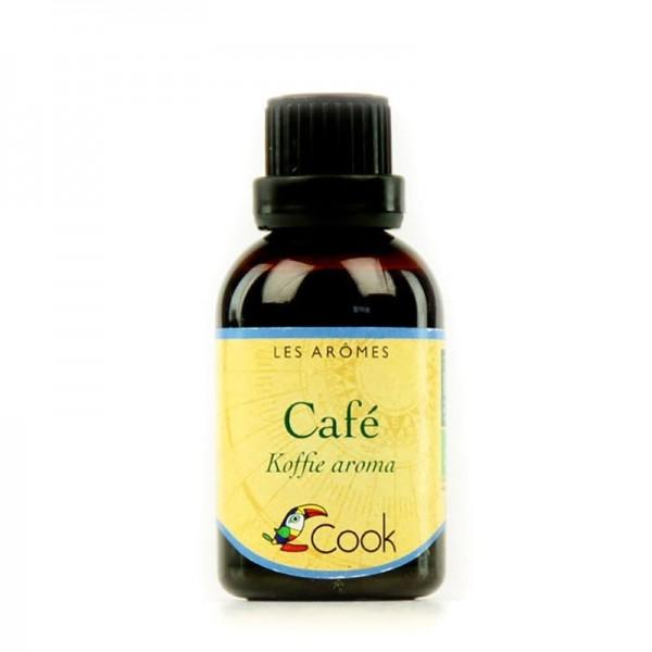 Esenta de cafea bio (50ml), Cook