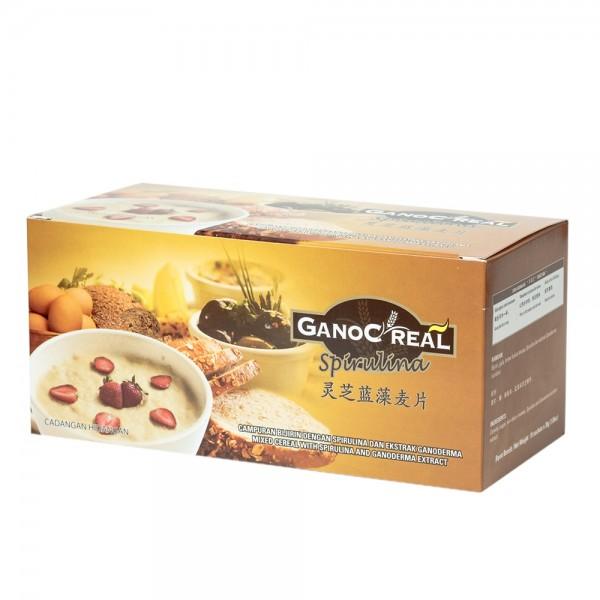 Gano c'real spirulina oats (15 plicuri)