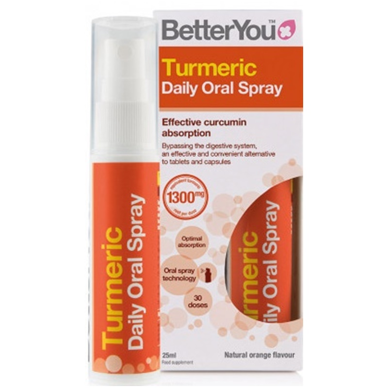 turmeric oral spray betteryou