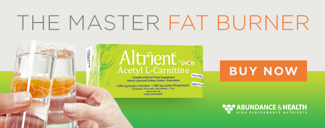 altrient ALC - the master fat burner